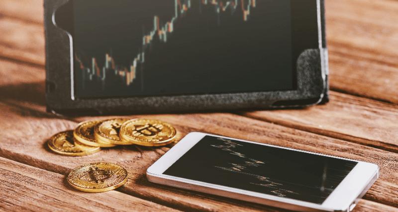 ビットコイン投資イメージ