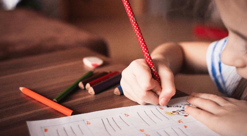 子供の学習