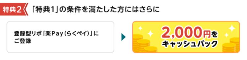 【最大1万円キャッシュバック】三菱UFJカード「VIASOカード」特典2