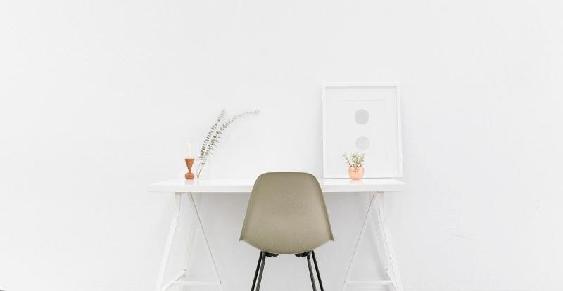 シンプルな部屋のイメージ